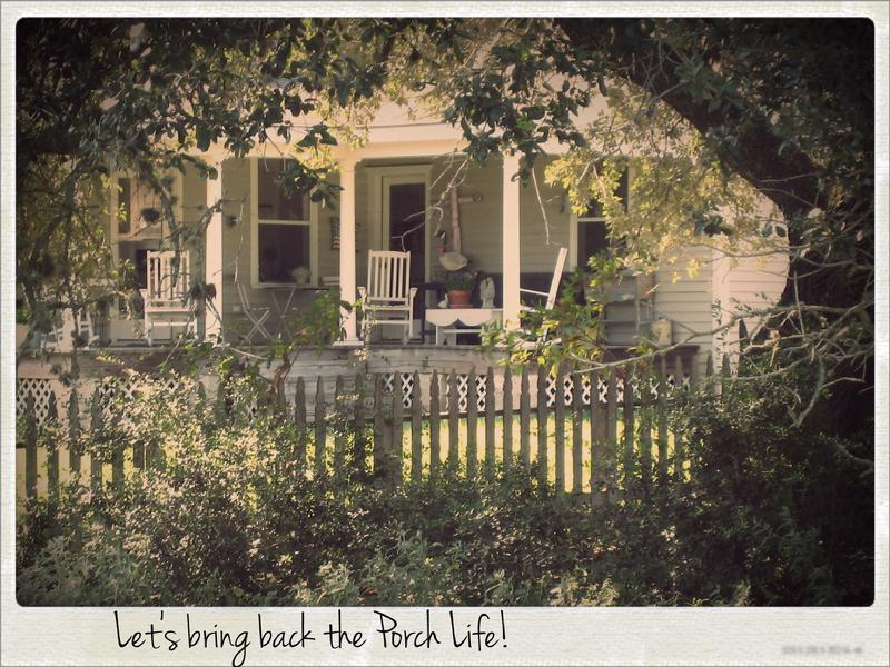 Shady Meadow Farm Bed and Breakfast Guest Houses - Let's Bring Back the Porch Life